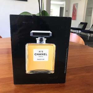 Chanel No. 5 Card